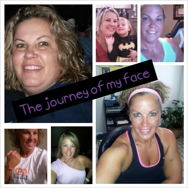 The Faces of My Journey