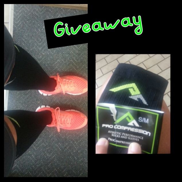 PRO COMPRESSION SOCKS GIVEAWAY