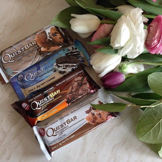 Quest Nutrition Bars....Are They All They Are Cracked Up to Be